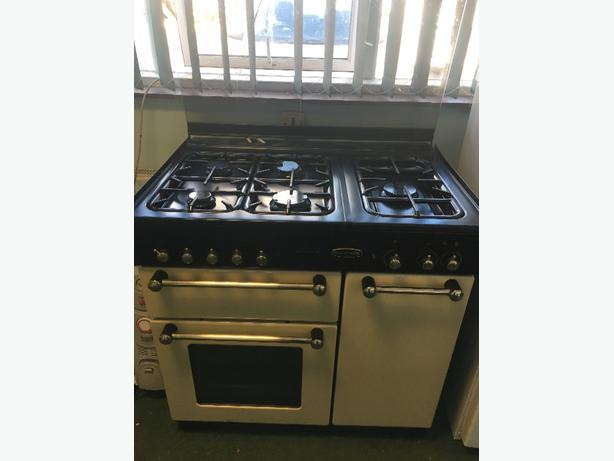 rangemaster dual oven