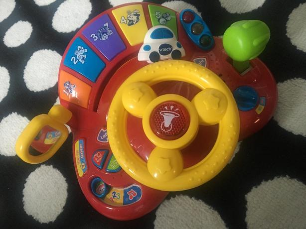 V Tech Baby Tiny Tot Driver