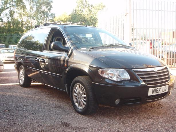 Chrysler Grand Voyager 2.8 CRD LX 5dr