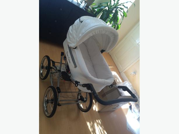 retro pram/pushchair 3in1