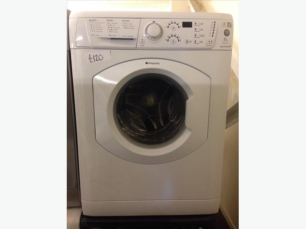 HOTPOINT 7KG WASHING MACHINE2