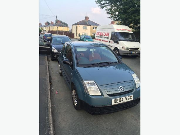 CITROEN C2 80,000 MILES 1.1 LT 12MOUNTHS MOT 2004 MODEl