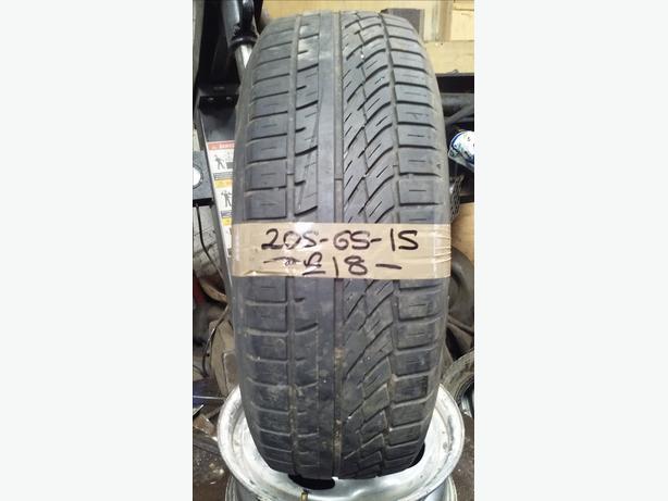 205-65-15 Tigar Hitris 94H 4mm Part Worn Tyre