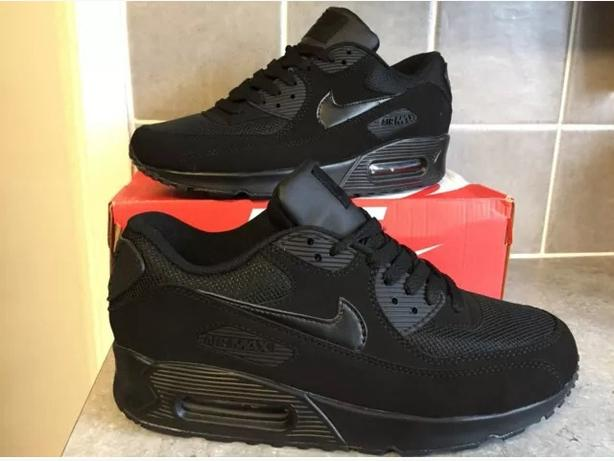 Nike Airmax 90s - All black