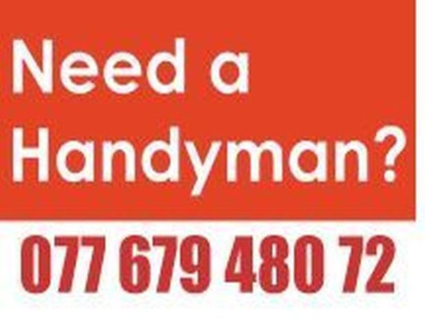Handyman Birmingham - Small and Big jobs, cheap !