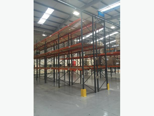 labouer/racking installer strong person needed