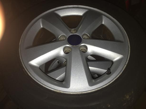 ford focus 16inc alloys