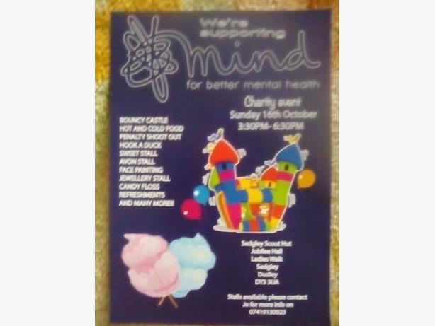 Mind charity fete