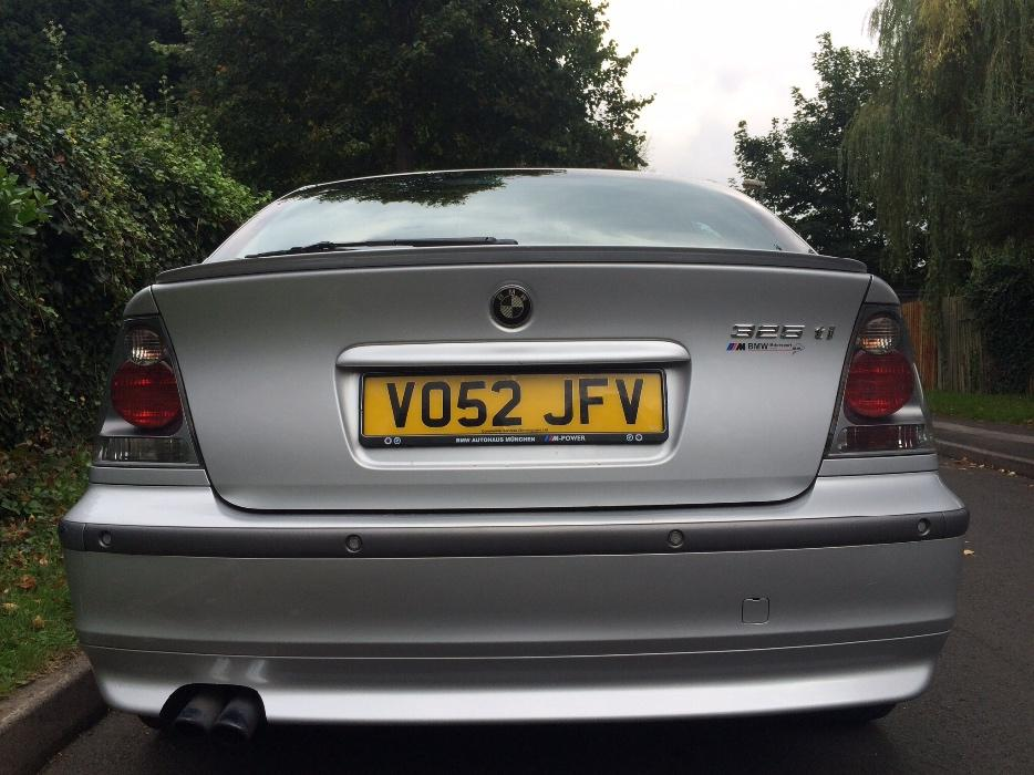 Bmw 325i Se 3dr Compact 2002 Other  Dudley