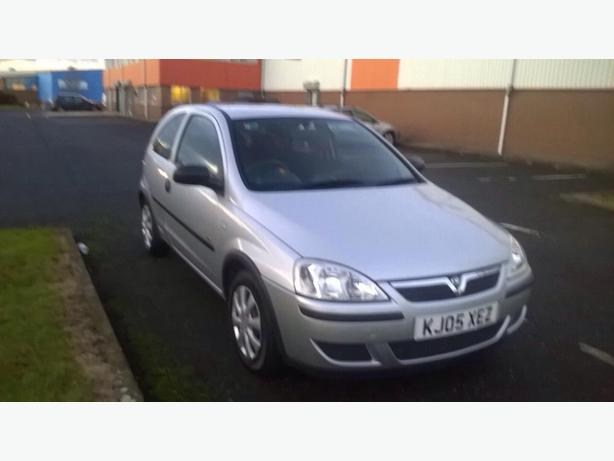 1.0 Ltr Vauxhall Corsa 3DR *Perfect 1st Car*