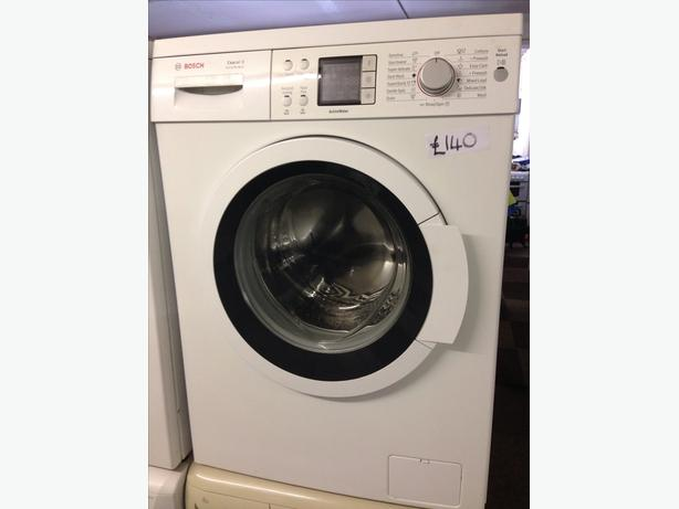 BOSCH 8KG WASHING MACHINE04
