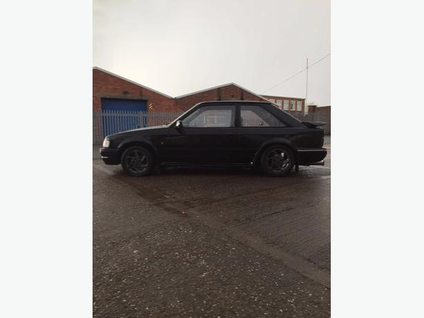 Escort RS TURBO