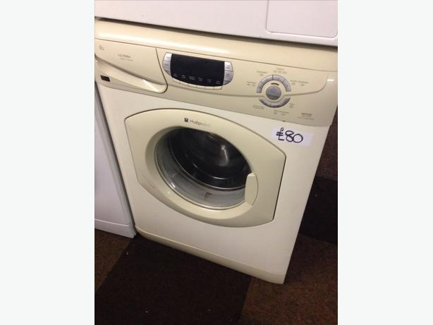 HOTPOINT 6KG SUPER SILENT WASHING MACHINE02