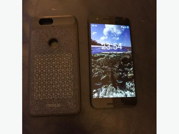 Huawei nexus 6 P