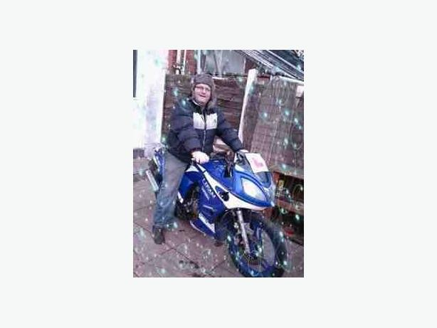 WANTED: road 125cc gear bike cheap