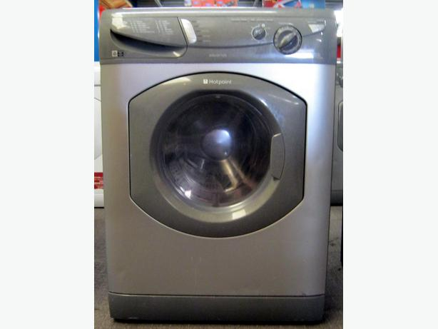 Hotpoint WF321 Silver / Graphite Washing Machine, 6 Month Warranty!