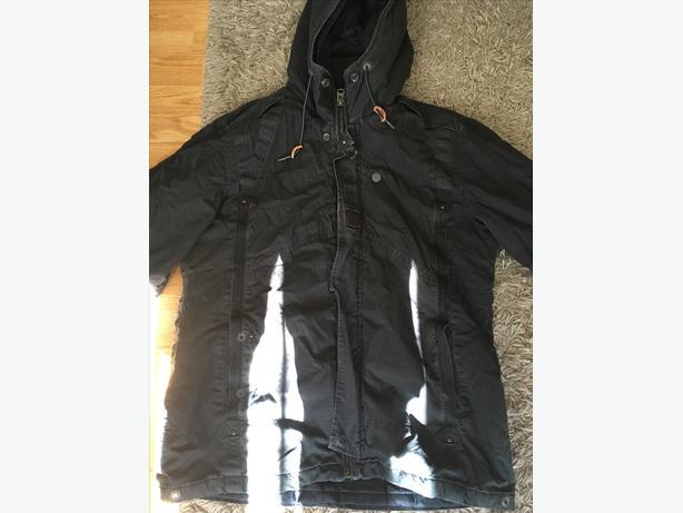 Men's g star winter coat xl
