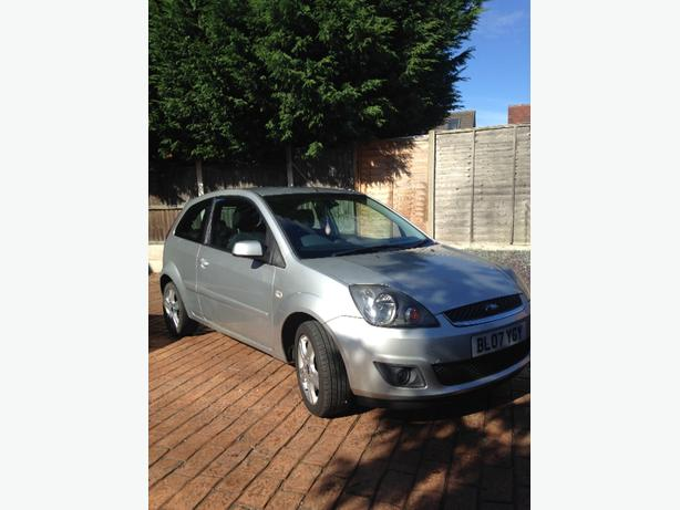 1.25L 07 Ford Fiesta 3DR (Facelift Model)