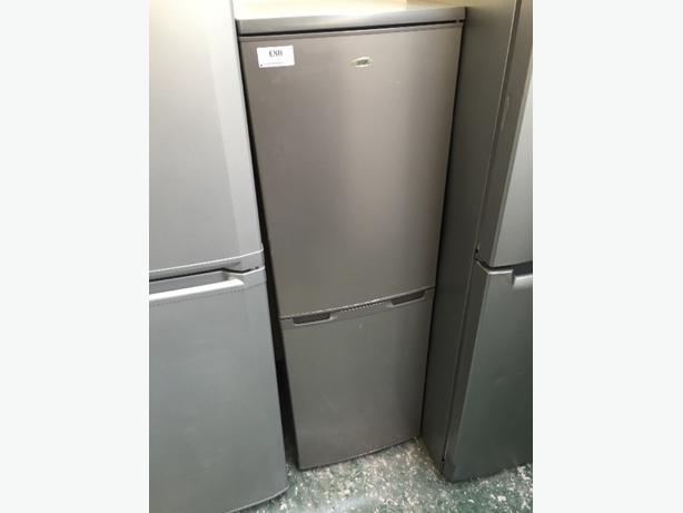 silver logik fridgefreezer free delivery today