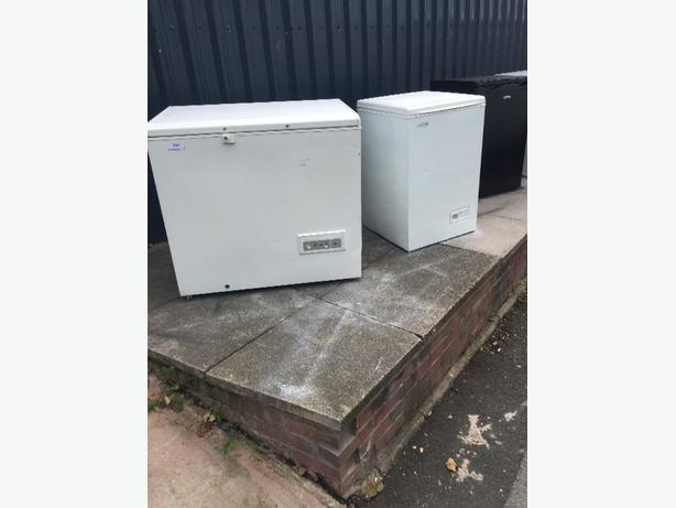 chests box freezers cal 01902 863838