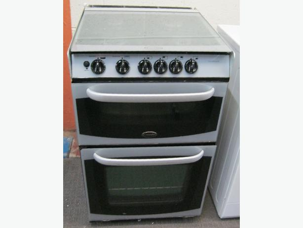 Clearance! Cannon Stratford 53.5cm (55cm) Gas Cooker, 6 Month Warranty
