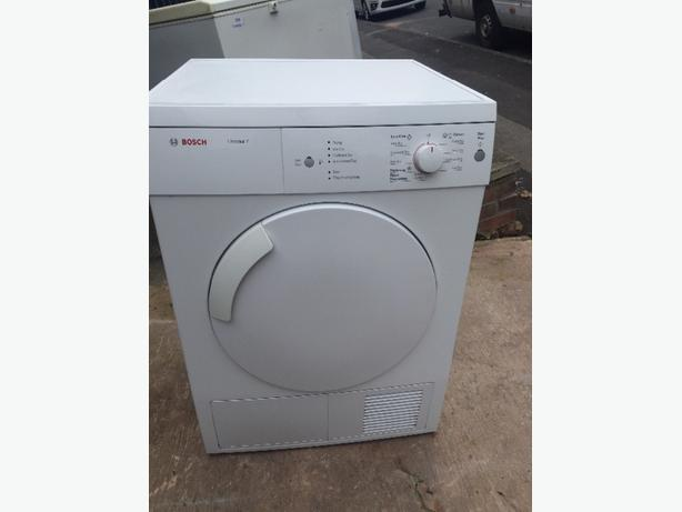 bosch  classixx 7 dryer free delivery