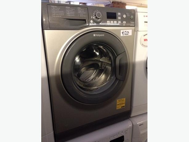 HOTPOINT 7KG WASHING MACHINE00
