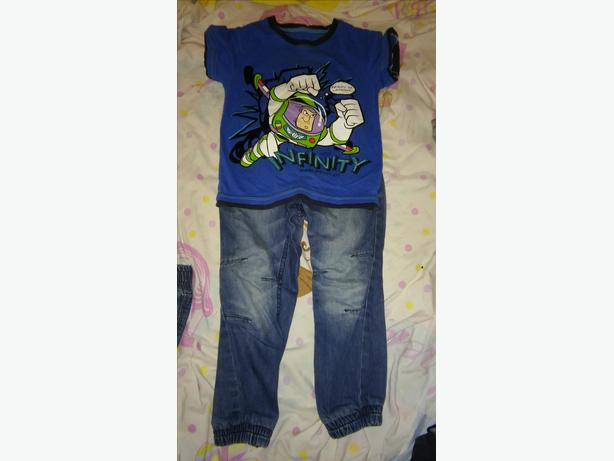 Boys clothes bundle age 3/4 vgc