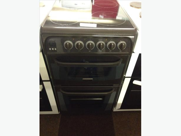 CANNON DOUBLE OVEN ELECTRIC COOKER03