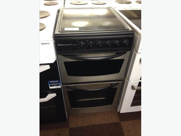 50CM ELECTROLUX DOUBLE OVEN ELECTRIC COOKER00