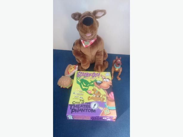 scooby doo bundle x3 items £8.50