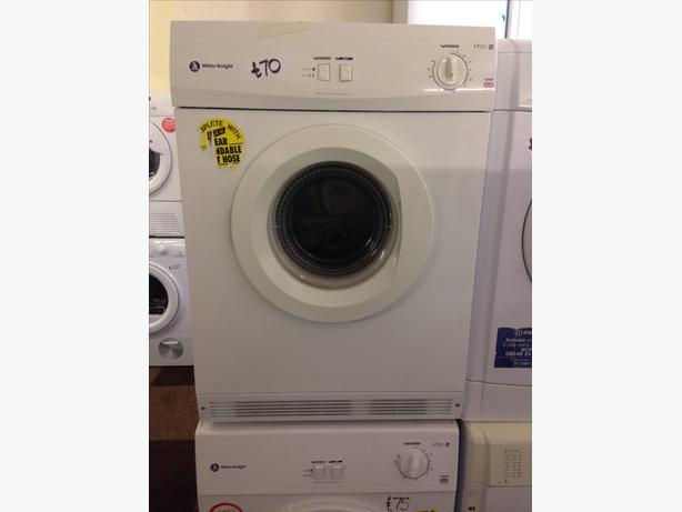 WHITE KNIGHT 6KG DRYER0