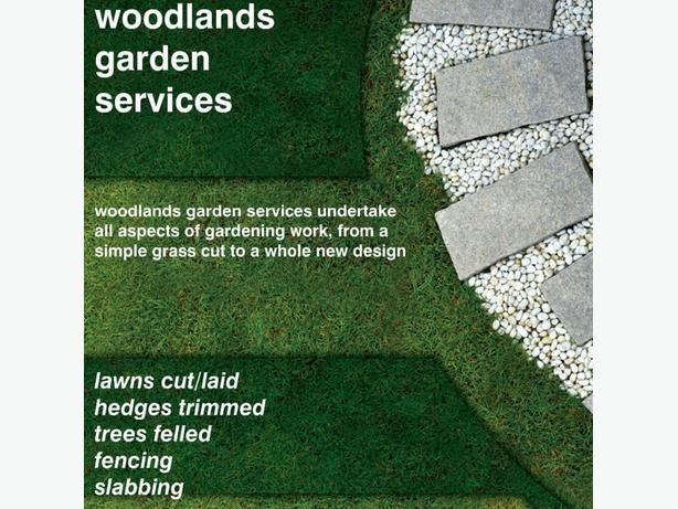 woodlands garden services