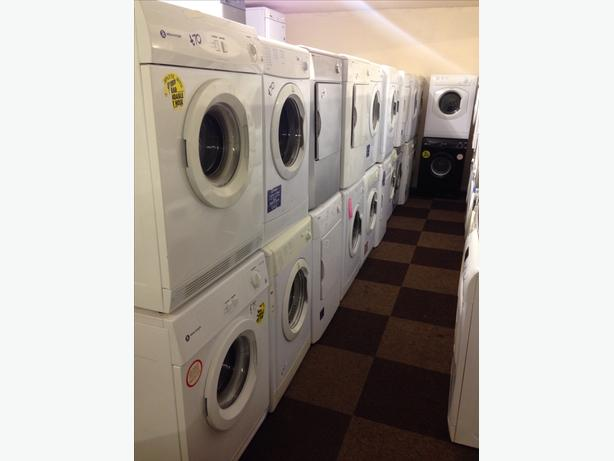 HUNDREDS OF DRYERS TO CHOOSE FROM STARTING FROM £70