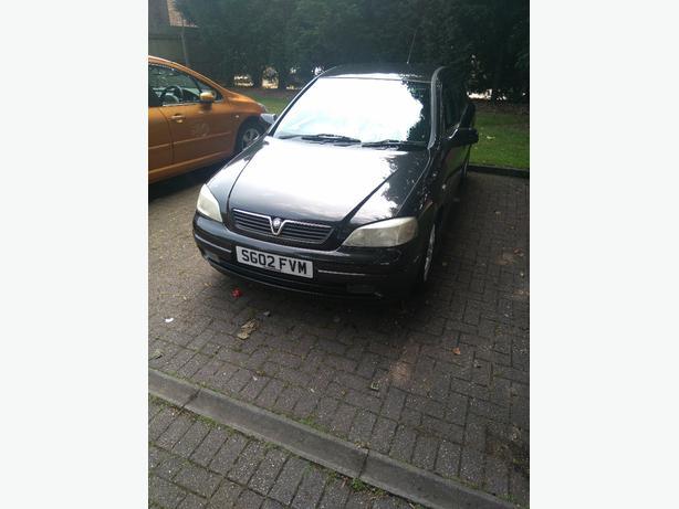 Vauxhall astra 1.6 sxi 02