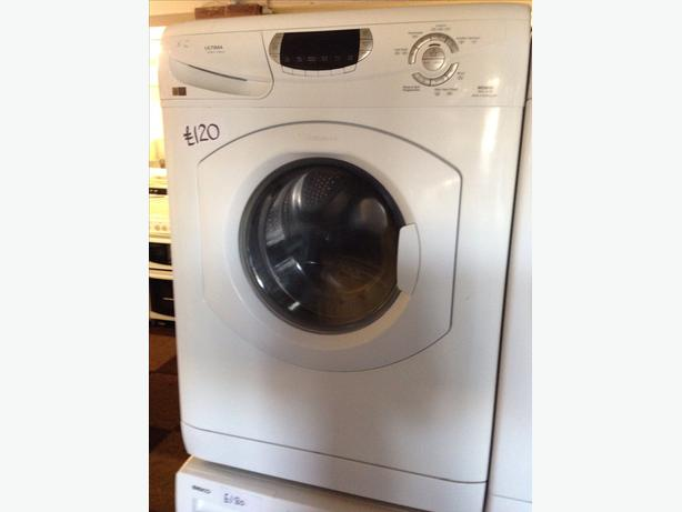 HOTPOINT WASHER DRYER09