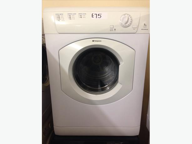 7KG HOTPOINT VENTED DRYER3