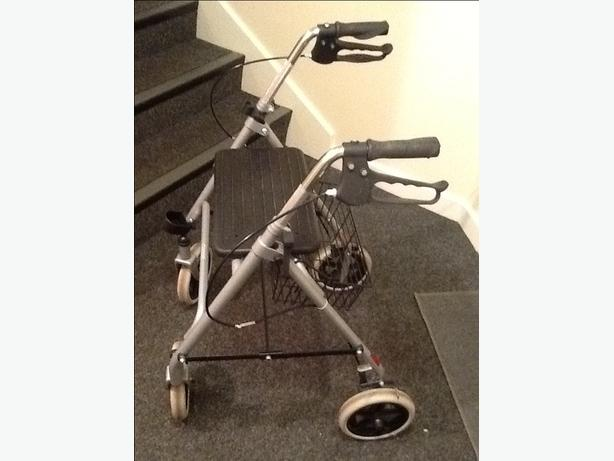 Walking aid for disabled