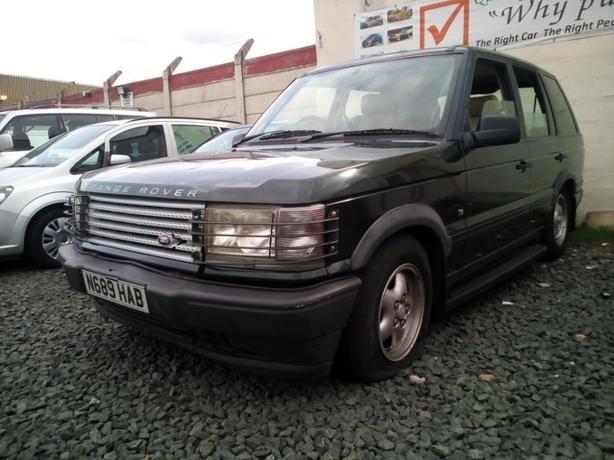 Land Rover Range Rover 2.5 SUV 5dr Diesel