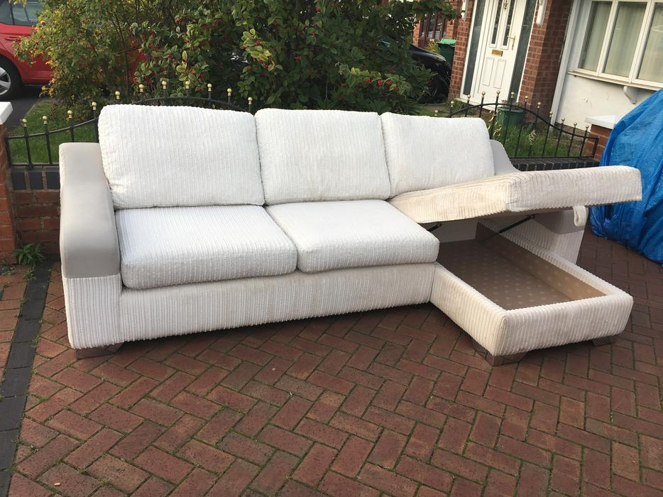 Dfs Corner Sofa In Excellent Condition Free Delivery Wednesbury Wolverhampton