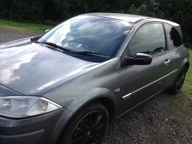 Renault 1.5dci £30tax megane/clio