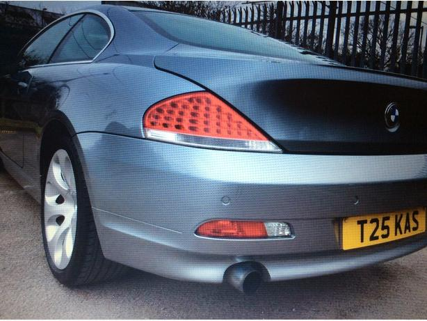 2005 Coupe 630Ci B M W