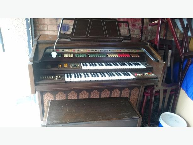 eminent organ and stool