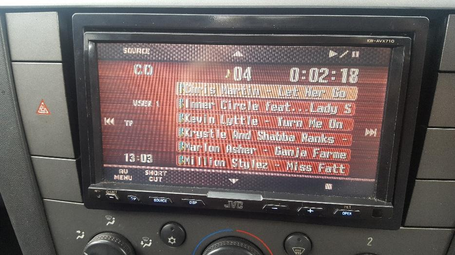 Car Stereo Used Wolverhampton