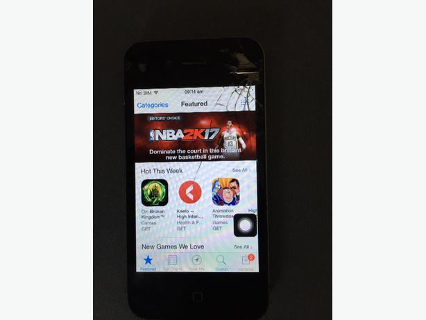 i phone 4 unlocked