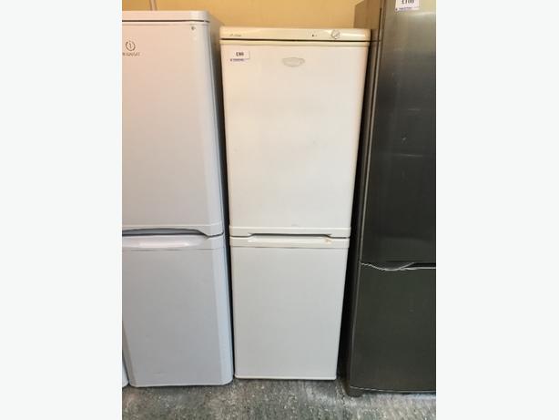 ☀️beko a class fridgefreezer clean