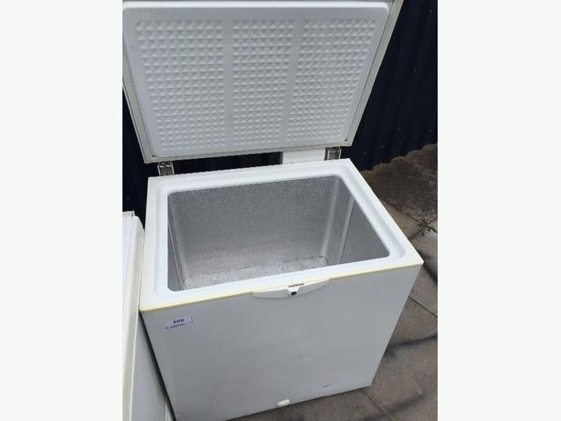 mid size box freezer free delivery