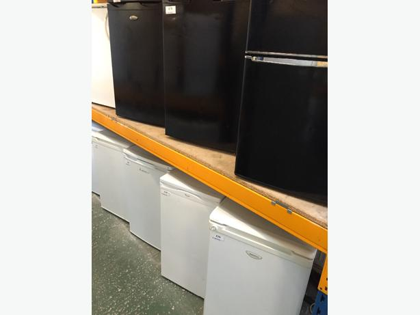black fridges all working