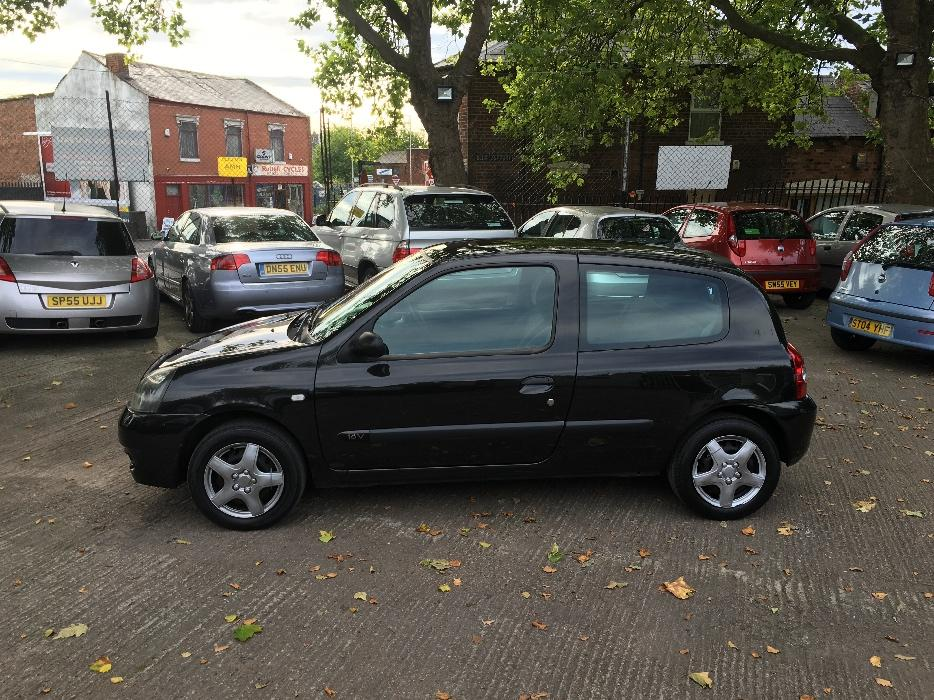 renault clio 1 1 campus 8v 2007 only 55 000 miles long mot walsall wolverhampton. Black Bedroom Furniture Sets. Home Design Ideas