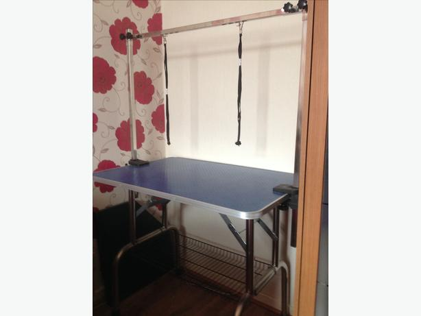 "36"" Dog Grooming Table"